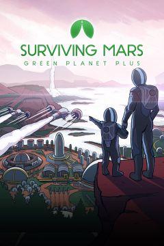 Jaquette de Surviving Mars : Green Planet PC
