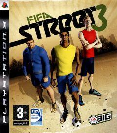 Jaquette de FIFA Street 3 PlayStation 3