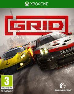 Jaquette de GRID Xbox One
