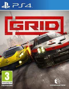 Jaquette de GRID PS4