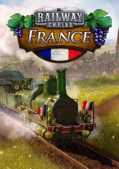 Jaquette de Railway Empire : France PC