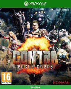 Jaquette de Contra : Rogue Corps Xbox One