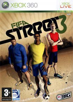 Jaquette de FIFA Street 3 Xbox 360