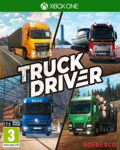 Jaquette de Truck Driver Xbox One