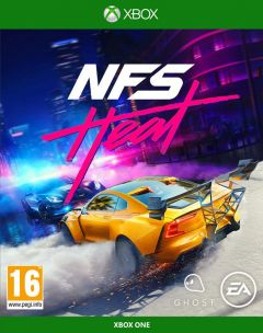 Jaquette de Need For Speed Heat Xbox One