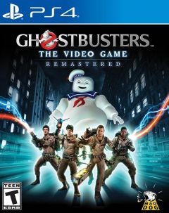 Jaquette de Ghostbusters : The Video Game Remastered PS4