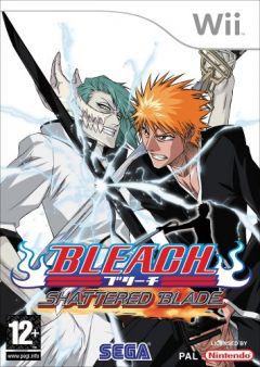 Jaquette de Bleach : Shattered Blade Wii