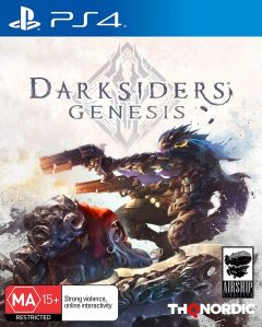 Jaquette de Darksiders Genesis PS4