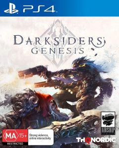 Jaquette de Darksiders Genesis PS4