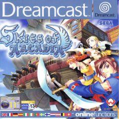 Skies of Arcadia (Dreamcast)
