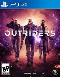 Jaquette de Outriders PS4
