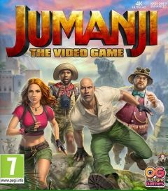 Jaquette de Jumanji : The Video Game PC