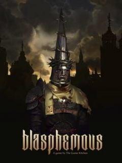 Jaquette de Blasphemous PS4
