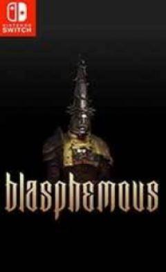 Jaquette de Blasphemous Nintendo Switch