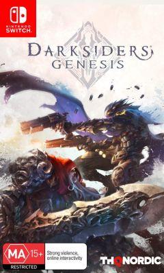 Jaquette de Darksiders Genesis Nintendo Switch