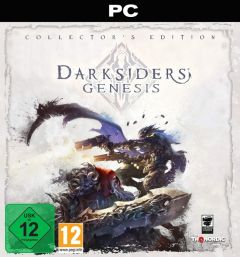 Jaquette de Darksiders Genesis PC