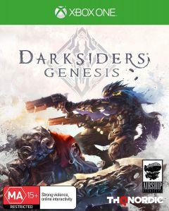 Jaquette de Darksiders Genesis Xbox One
