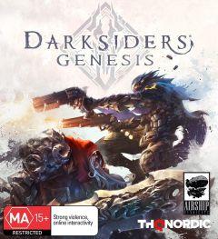 Jaquette de Darksiders Genesis Google STADIA