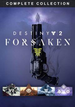 Jaquette de Destiny 2 : The Collection PC