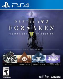Jaquette de Destiny 2 : The Collection PS4