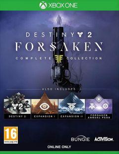 Jaquette de Destiny 2 : The Collection Xbox One