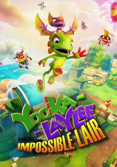 Jaquette de Yooka-Laylee and the Impossible Lair PC