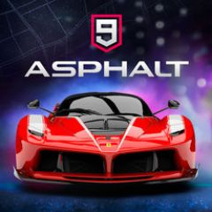 Jaquette de Asphalt 9 : Legends Nintendo Switch