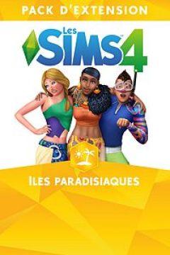 Les Sims 4 : Iles Paradisiaques