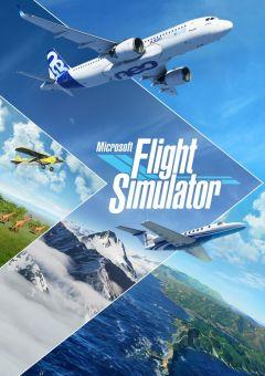 Jaquette de Microsoft Flight Simulator PC
