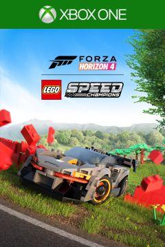 Jaquette de Forza Horizon 4 : LEGO Speed Champions Xbox One