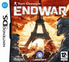 Jaquette de Tom Clancy's EndWar DS