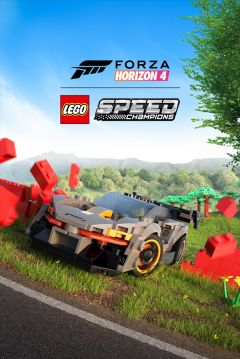 Jaquette de Forza Horizon 4 : LEGO Speed Champions PC