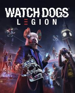 Jaquette de Watch Dogs Legion Google STADIA