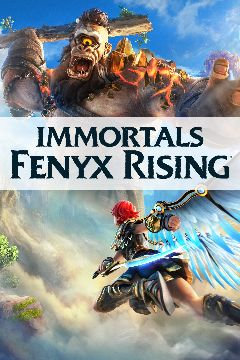 Jaquette de Immortals Fenyx Rising PC