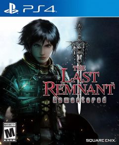 Jaquette de The Last Remnant Remastered PS4