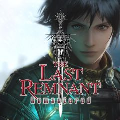 Jaquette de The Last Remnant Remastered Nintendo Switch