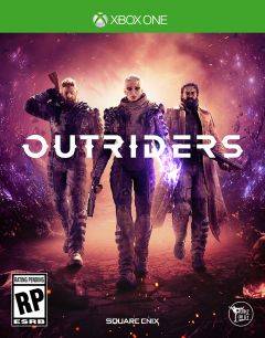 Jaquette de Outriders Xbox One