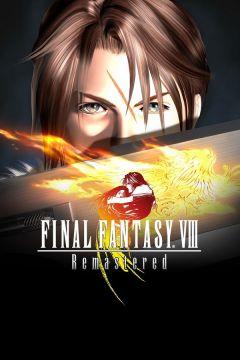 Jaquette de Final Fantasy VIII Remastered PS4