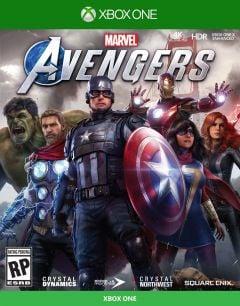 Jaquette de Marvel's Avengers Xbox One