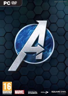 Jaquette de Marvel's Avengers PC