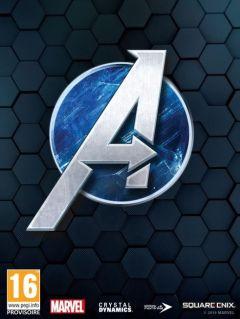 Jaquette de Marvel's Avengers Google STADIA