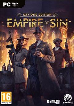Jaquette de Empire of Sin PC