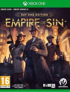 Jaquette de Empire of Sin Xbox One