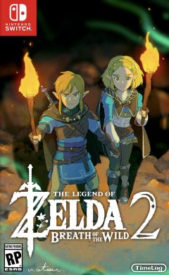 The Legend of Zelda Breath of the Wild 2 (nom provisoire) (Nintendo Switch)