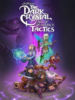 Jaquette de Jim Henson's The Dark Crystal : Age of Resistance Tactics Nintendo Switch