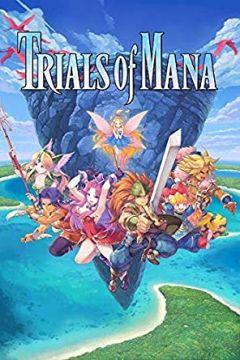 Jaquette de Trials of Mana PS4