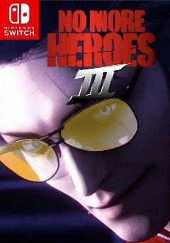 Jaquette de No More Heroes III Nintendo Switch