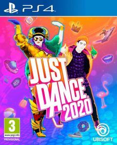 Jaquette de Just Dance 2020 PS4