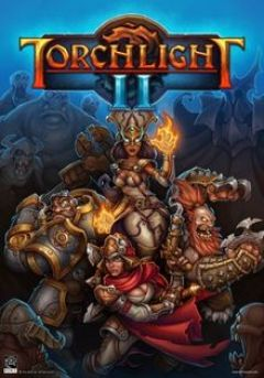 Jaquette de Torchlight II Nintendo Switch