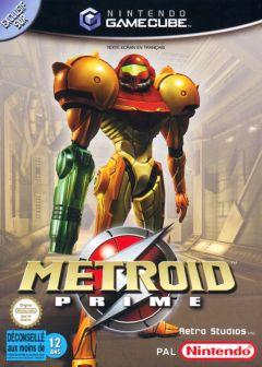 Jaquette de Metroid Prime GameCube